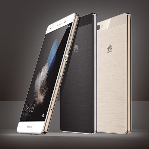 HUAWEI P8lite アップデート情報