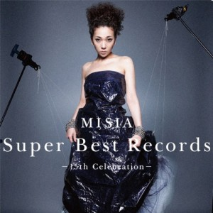 MISIA-SuperBestRecords-15thCelebration-