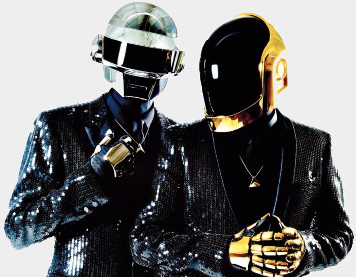 Daft Punk – Harder Better Faster Stronger
